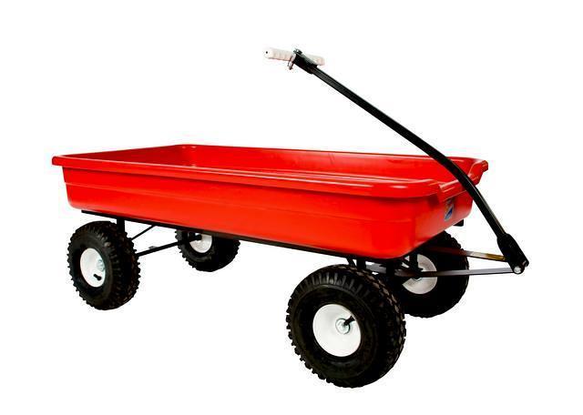 Red Cruiser Wagon